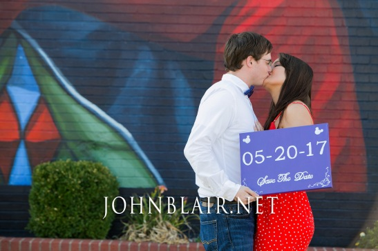 Engagement photos Conway AR 0001